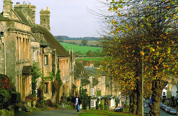 Cotswolds, Hereford & Worcester, England