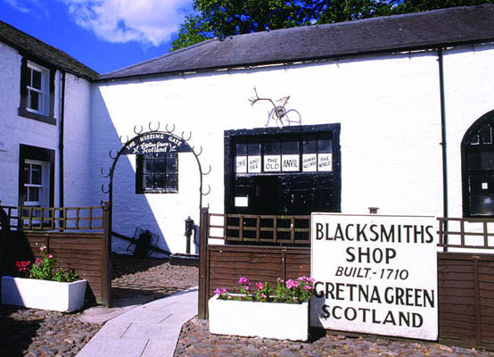 Gretna Green, Dumfries & Galloway, Schottland