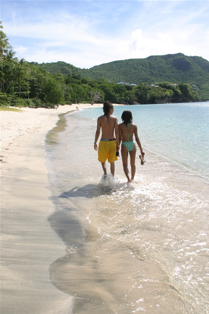 Princess Margaret Beach - Bequia, St Vincent and the Grenadines
