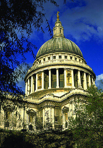 St Paul\'s Cathedral, London, England