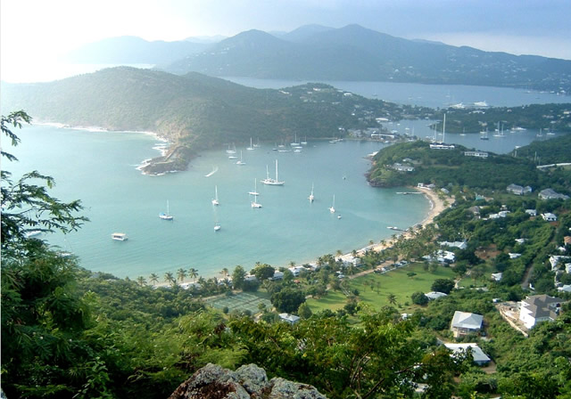 English Harbour, Antigua & Barbuda