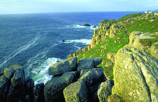 Lands End, Cornwall, England