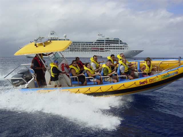 Paro Ocean Adventures, Cook Islands