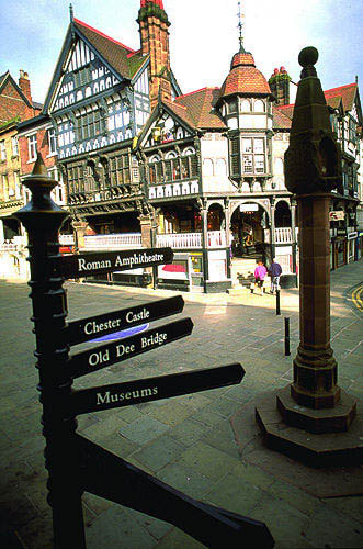 Chester, Cheshire, England