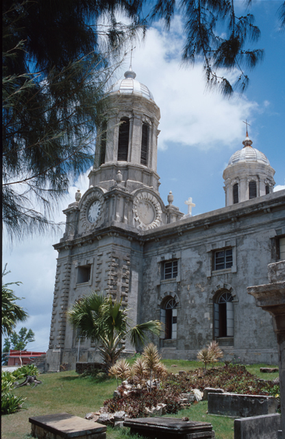 St. John\'s Kathedrale - St. John\'s Cathedral, Antigua & Barbuda