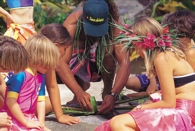 Learning by Doing, Cook Islands