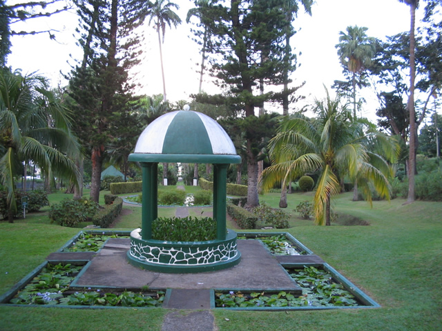 Botanic Gardens Dome, St Vincent and the Grenadines