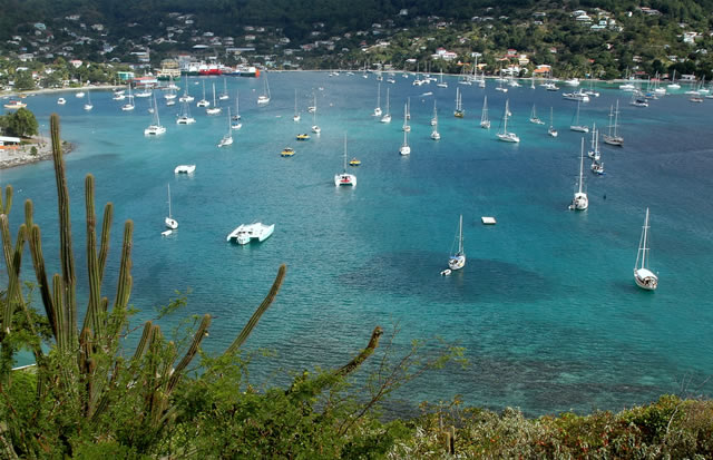 Admiralty Bay - Bequia, St Vincent and the Grenadines