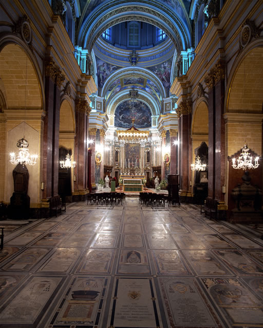 St. John\'s Co-Cathedral, Malta