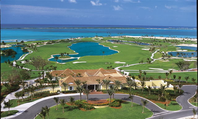 Paradise Island . One and Only Ocean Club, Bahamas