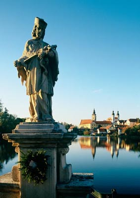 The Pierov nad UNESCO, The town of Telc, The Bohemian-Moravian Highlands, Tschechien